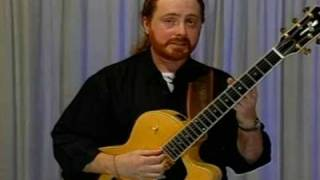 "Martin Taylor teaches ""I Got Rhythm"" Part 1 of 2"