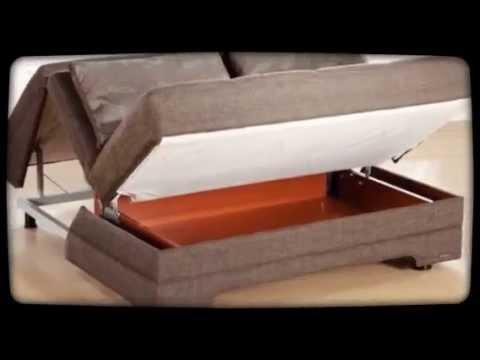 מעולה מיטות אירוח מיטת ספר ספה מיטה נפתחת למיטה זוגית מתקפלת לאירוח PK-48