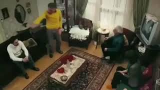 Kardeş payı-baba oğul tartışma sahnesi