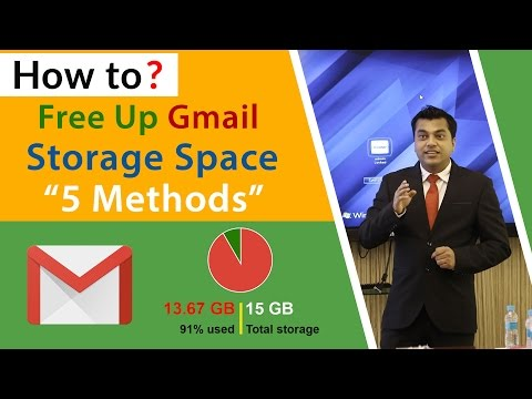 5 Quick Ways To Free Up Space In Your Gmail Account - How to