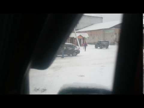 ДТП Вельск Kia и Лада