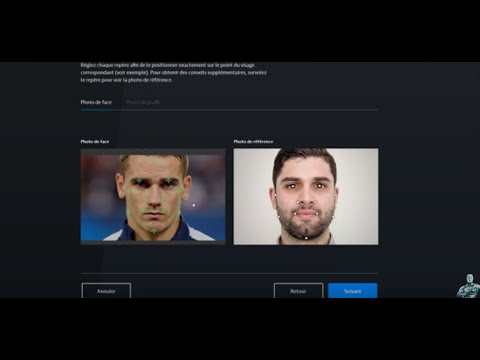 FIFA 17 TUTORIAL  GAME FACE. [HD]🇫🇷️⚽🎮