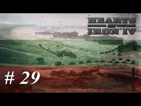 Let's play Hearts of Iron IV - Bulgaria: Part 29 The Fall Of The Chinas |