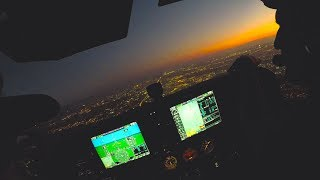 General Aviation Flying in Southern California (4K)