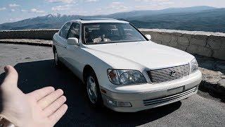 MY NEW PROJECT CAR - VIP LS400 Build