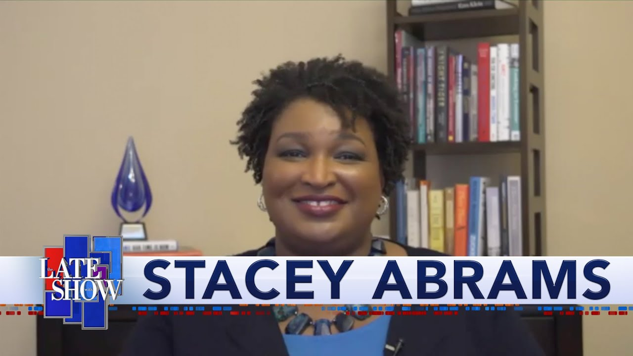 Stacey Abrams: We Need The Senate To Pass The HEROES Act