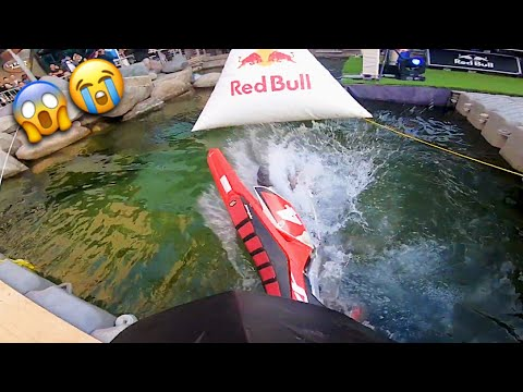 my CRAZY weekend in Chile! NEW 2020 DIRT BIKE SUBMERGED