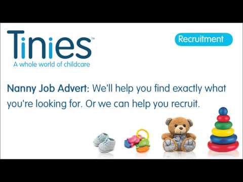 Tinies: Nanny Screening Services