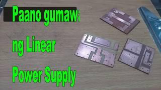 Paano gumawa ng Linear Power Supply