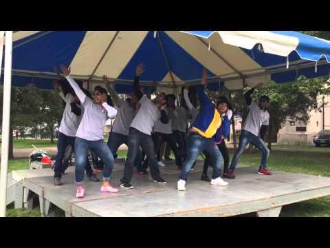 Flash Mob @ Indiana state university