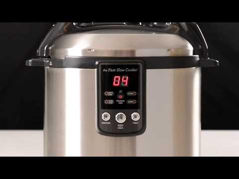 Breville Fast, Slow Pressure Cooker : Tips and Tricks - Model BPR200