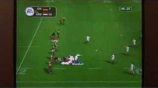 All Black ea rugby 2005 final