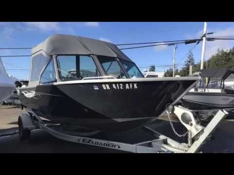 Used 2016 RH Boats 19 GB Offshore For Sale in Coos Bay, serving Portland OR
