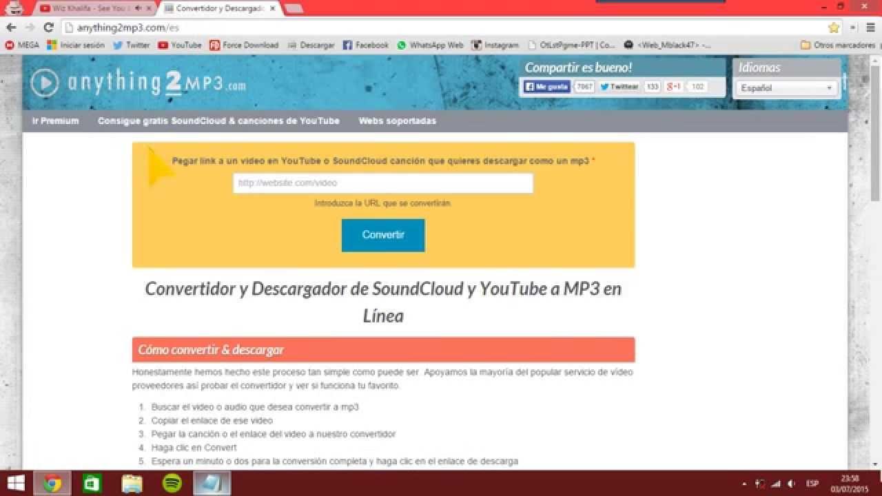 vicentico descargar mp3 de youtube