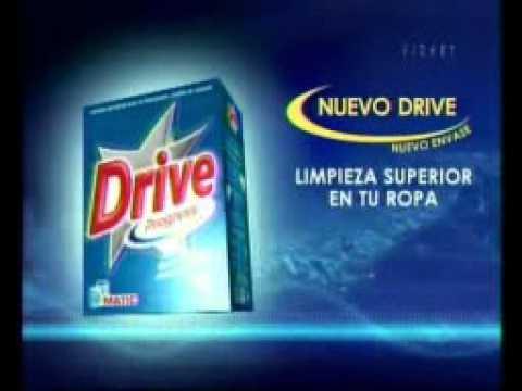 Drive progress nueva limpieza superior 2007 youtube for Anuncios de productos de limpieza