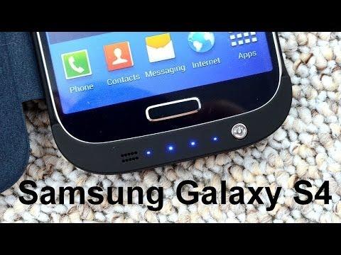 Чехол-аккумулятор для Samsung Galaxy S4 GT-i9500 (3200 mAh) книжка | Электробум.com.ua