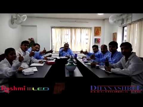 Dhanashree Electronics Ltd LED Lighting Manufacturing | RashmiLED Lighting,Kolkata, India