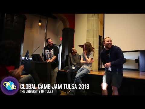 Global Game Jam Tulsa 2018!