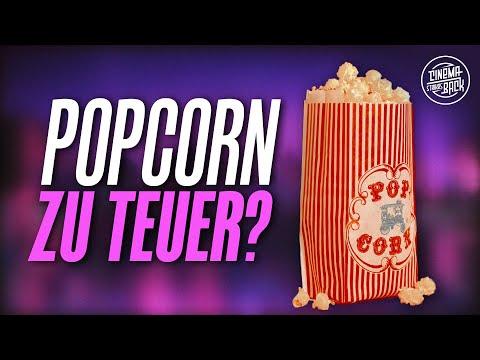 Wieso Ist POPCORN Im Kino So Teuer?