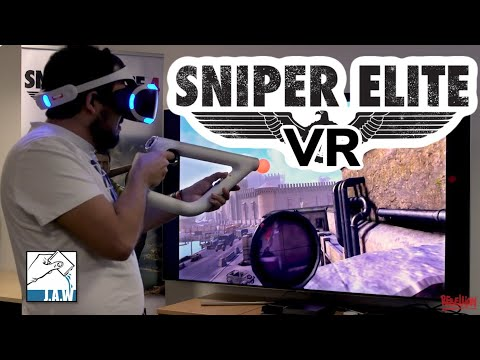Sniper Elite is coming to VR!!! Link to full announcement Video in Description