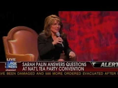 Media Matters - Sarah Palin (voice over by DC Douglas)