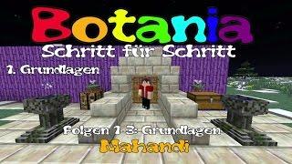 BOTANIA: Schritt für Schritt #1 - Grundlagen [deutsch|1080p]