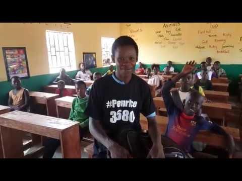 Penrice in Kissi Town, Sierra Leone, 2017