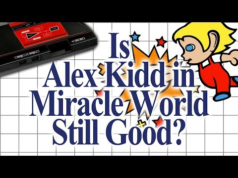 Is Alex Kidd in Miracle World (SMS) Still Good? - IMPLANTgames