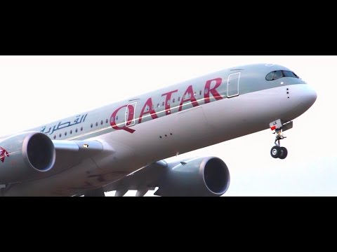 INAUGURAL FLIGHT | Qatar Airways Doha - Helsinki | Airbus A350 XWB A7-ALK | QR301 & QR302