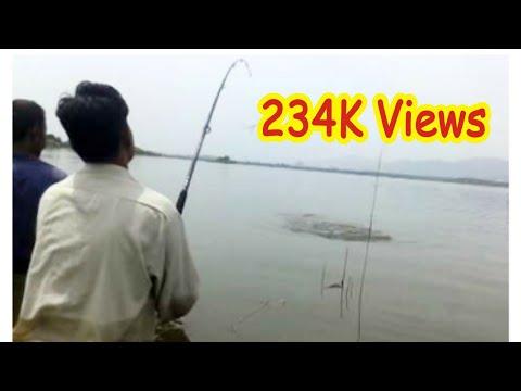 Fishing in Rawal dam Asif Shikari 05 may 2014