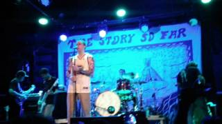 Repeat youtube video The Story So Far - Clairvoyant (Live)