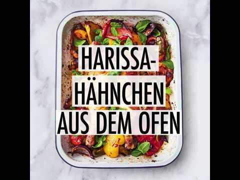 Jamie Oliver -Rezept für Harissa-Hähnchen
