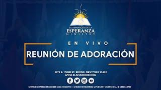 Culto / Reunión de Adoración - Domingo 16 de Febrero, 2020...