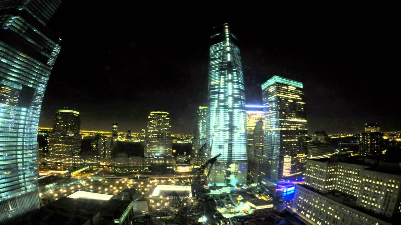 Time Lapse Ground Zero One World Trade Center 21 12