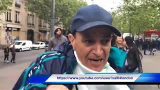 شاهد ماذا قال  هذا الطبيب الجزائري  المغترب من باريس