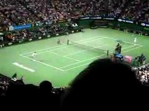 Federer on Match Point