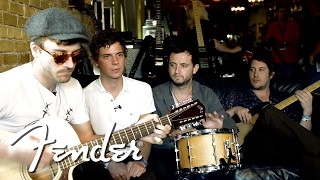 "Fender Vision: Portugal.The Man Perform ""People Say"""
