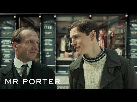The King's Man Official Trailer   MR PORTER