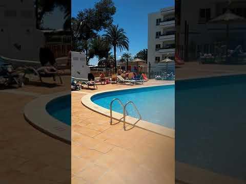 Majorca Alcudia Bellevue Bonita Swimming Pool Jet 2 Wicked