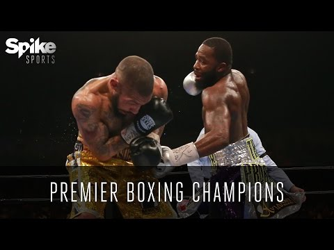 Adrien Broner stops Ashley Theophane - Premier Boxing Champions 4/1/16 Highlights