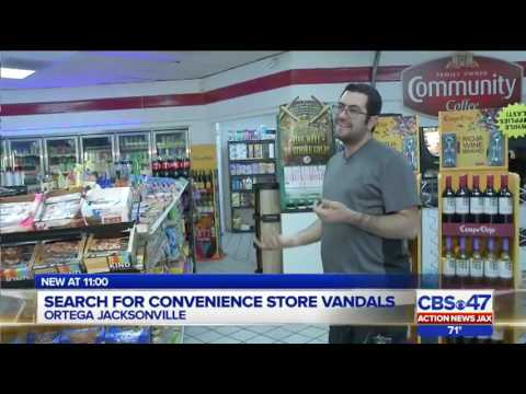 Video: Women trash Jacksonville convenience store after trying to steal beer