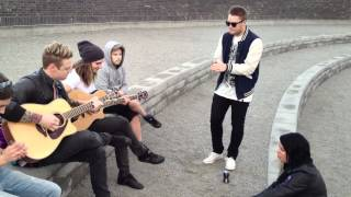 Youth Gone Wild (Skid Row) Cover - Apollo Crüe