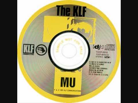 """The Klf  MU the remixes  """"justified and ancient""""   (japan promo)"""