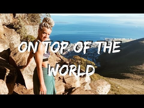 CAPE TOWN'S MOST BEAUTIFUL VIEW   DJI Osmo mobile 2   Vlog 21