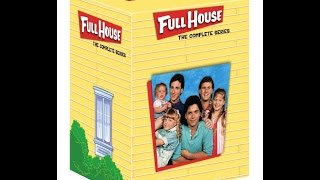 Full House: The Complete Series DVD Unboxing