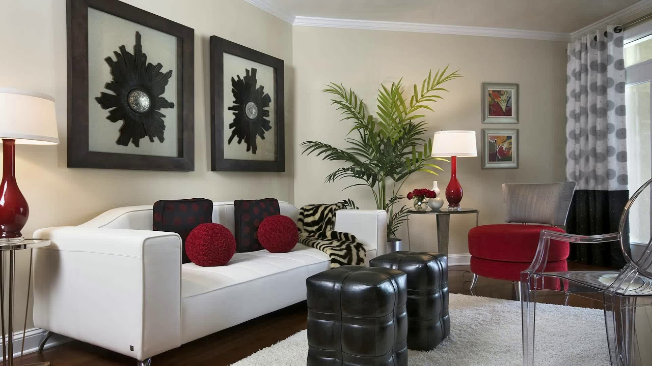 Stylish Living Room Ideas Modern Mix - YouTube