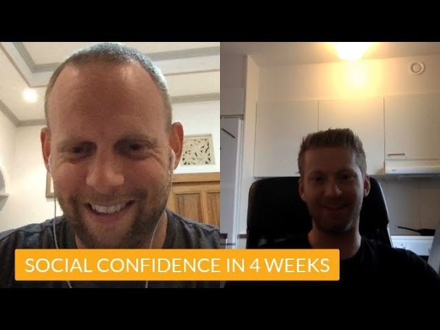 His Journey To Social Confidence In 4 Weeks Through Coaching |🔥