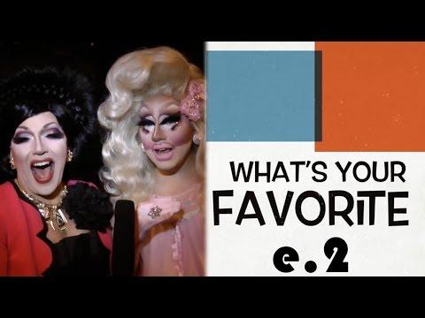 What's Your Favorite - Divas of Drag thumbnail