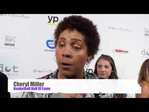 Cheryl Miller Interview