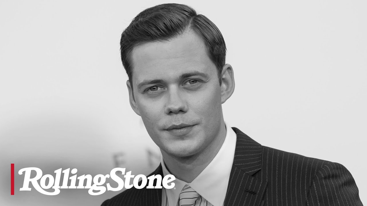 Bill Skarsgård on Working with Antonio Campos & Auditioning for Pennywise | The First Time